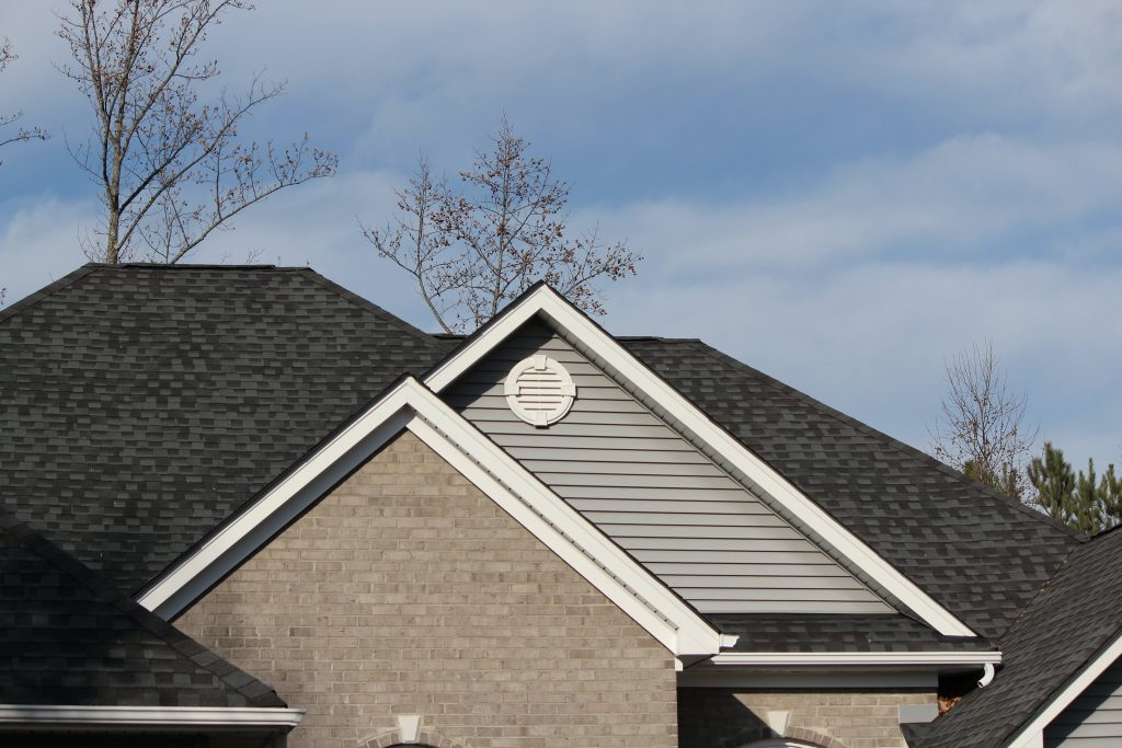 installing architectural shingles on a hip roof